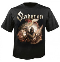 Sabaton, The Last Stand, T-Shirt