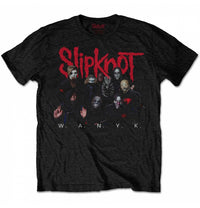Slipknot, We Are Not Your Kind Logo, T-shirt