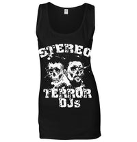 Stereo Terror DJs, Stop Being Poor, Women's Tank Top