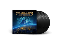 Stratovarius, Visions of Europe, 3LP Vinyyli