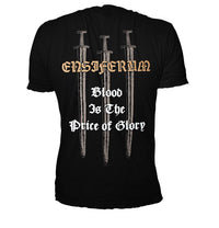 Ensiferum, Blood Is the Price of Glory, T-Shirt