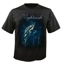 Nightwish, Snapping Turtle, T-Shirt