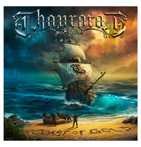 Thaurorod, Coast of Gold, Signed CD + T-Shirt