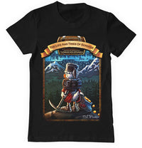Tuomas Holopainen, The Life and Times of Scrooge, T-Shirt