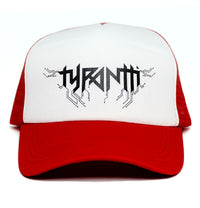 Tyrantti, Logo, Red Trucker Cap