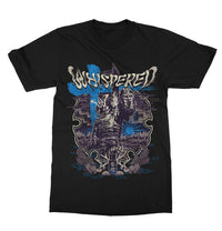 Whispered, True Finnish Samurai Metal, T-Shirt