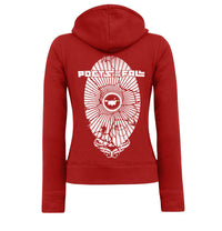 Poets of the Fall, Since 2003 (Red), Women's Zip Hoodie