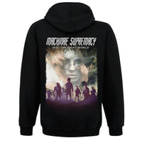 Machinae Supremacy, Into the Night World, Zip Hoodie