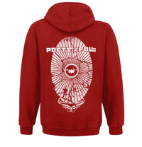 Poets of the Fall, Since 2003 (Red), Zip Hoodie