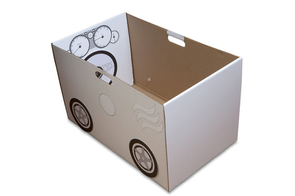 Cardboard Car Craft Kit
