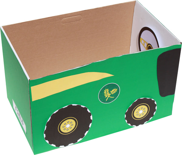 Stickibox Tractor Activity Pack
