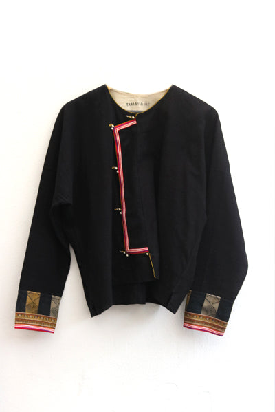21 Dip Embroidered Jacket