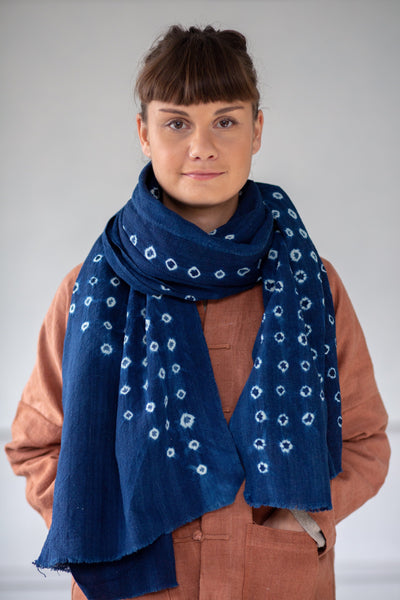 Rice Mountains Scarf