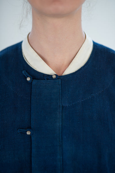 Field Jacket in 12 dip Indigo