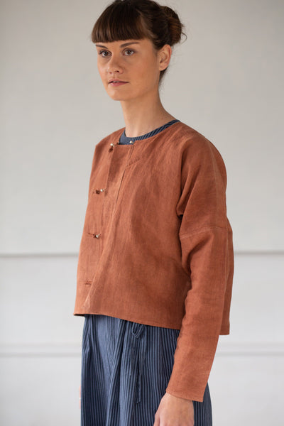 Field Jacket in Dye Yam