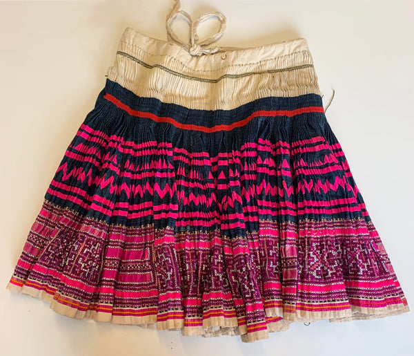 Hmong Leng Celebration Skirt