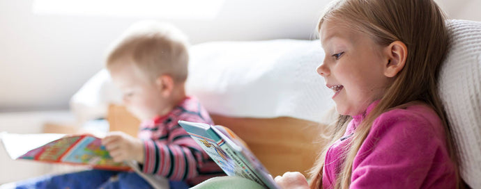 How I Started to Read to My Children and Why You Should Too!