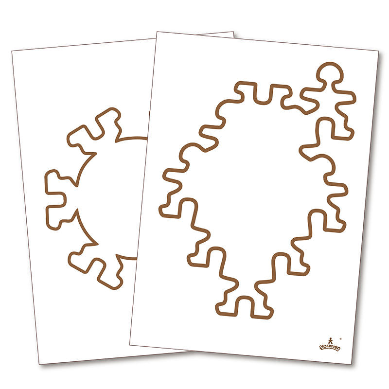 Printable Pattern Puzzle