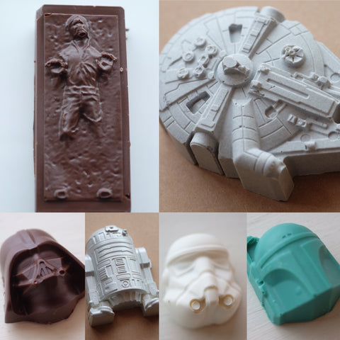 Star Wars Truffles - Set of 6