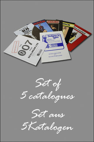 Set of catalogues