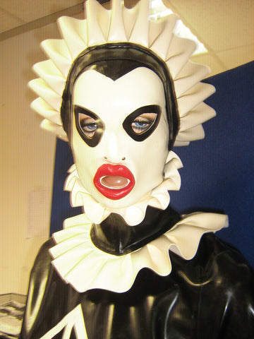 Bizarre Bondage Female Mask