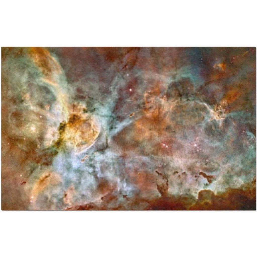 Laminated Space Image Placemat 11 x 17""