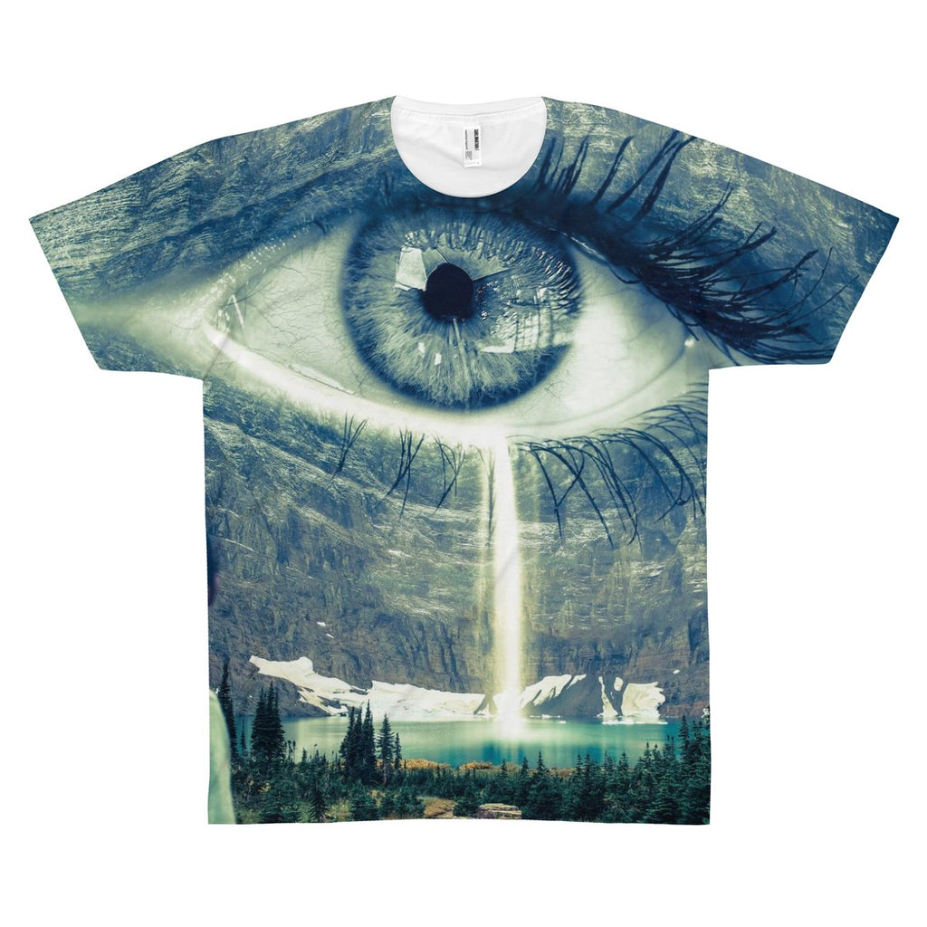 Fantasy Photo Image Unisex AOP Sublimation Tee
