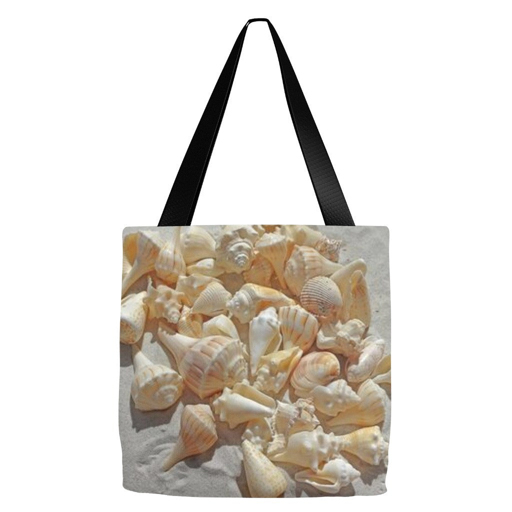 Sea Shells Summer Tote 18 x 18""