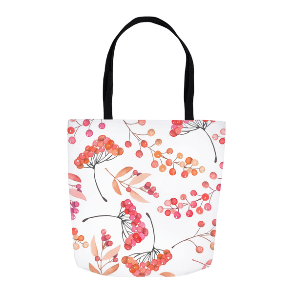 Summer Berries Tote Bags