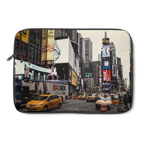 New York City Photo Laptop Sleeve