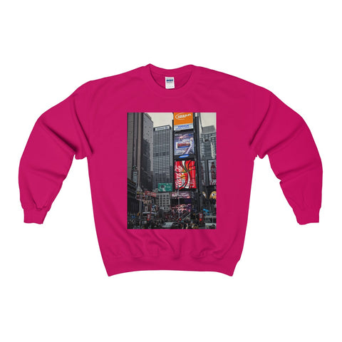 New York City Photo Heavy Blend™ Adult Crewneck Sweatshirt, NYC Photo Shirt