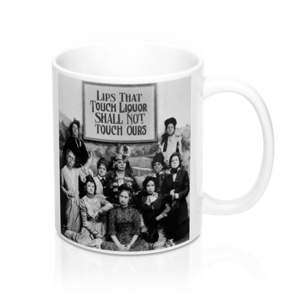 Vintage Temperance Movement Mug 11oz