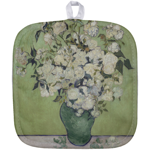 Vincent Van Gogh Pot Holder 8 x 8""