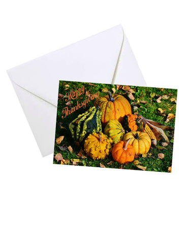 Thanksgiving Greeting Card #4