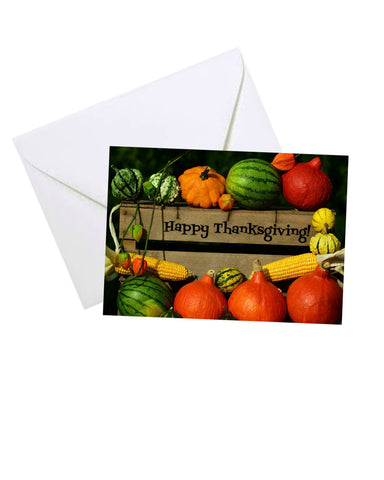 Thanksgiving Greeting Card #5
