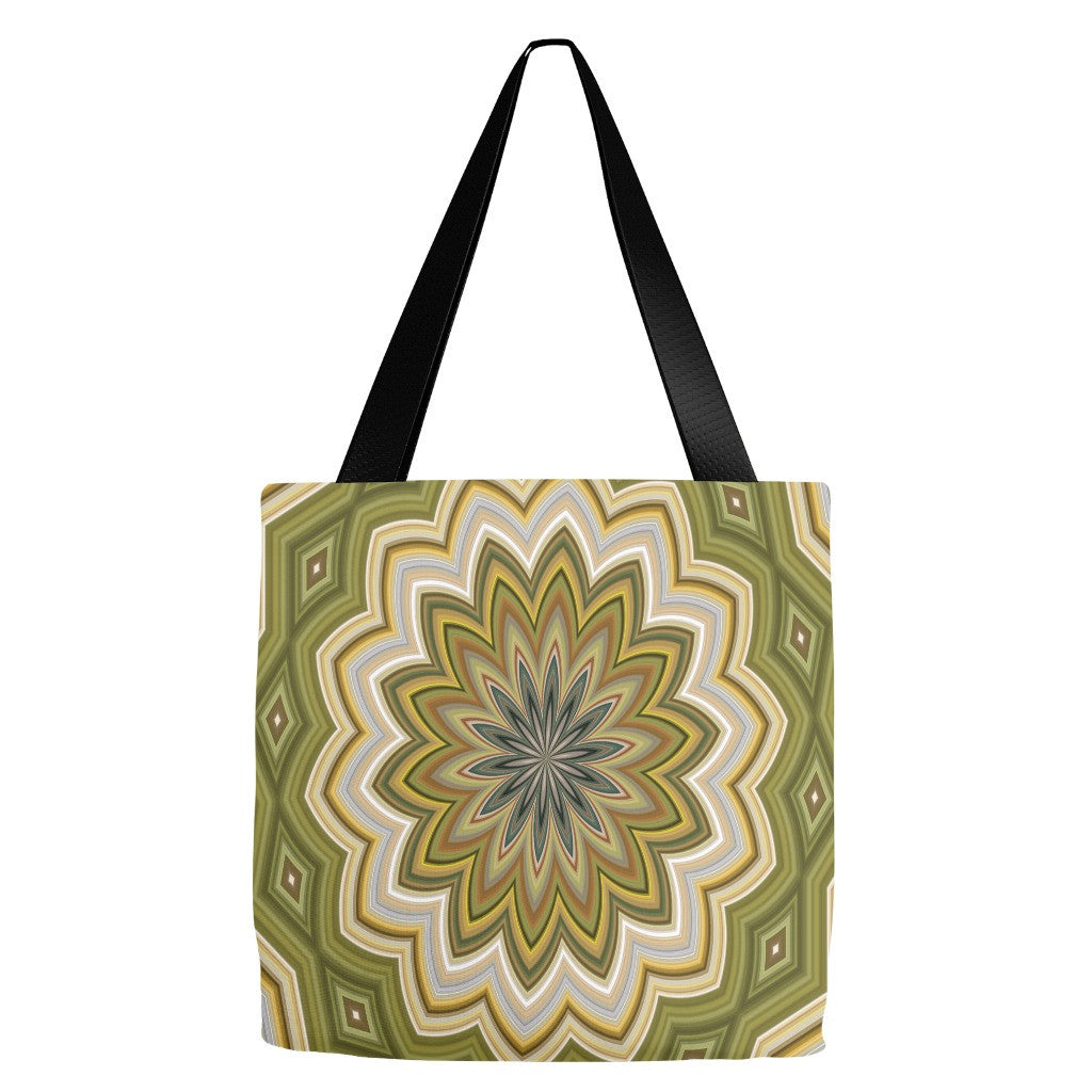 Modern Design Tote Bag 18 x 18""
