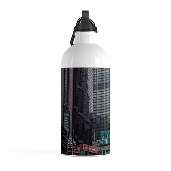 New York City Photo Stainless Steel Water Bottle
