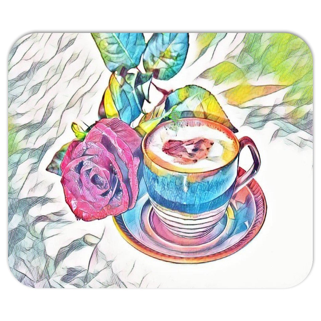 Coffee Cup Mousepad