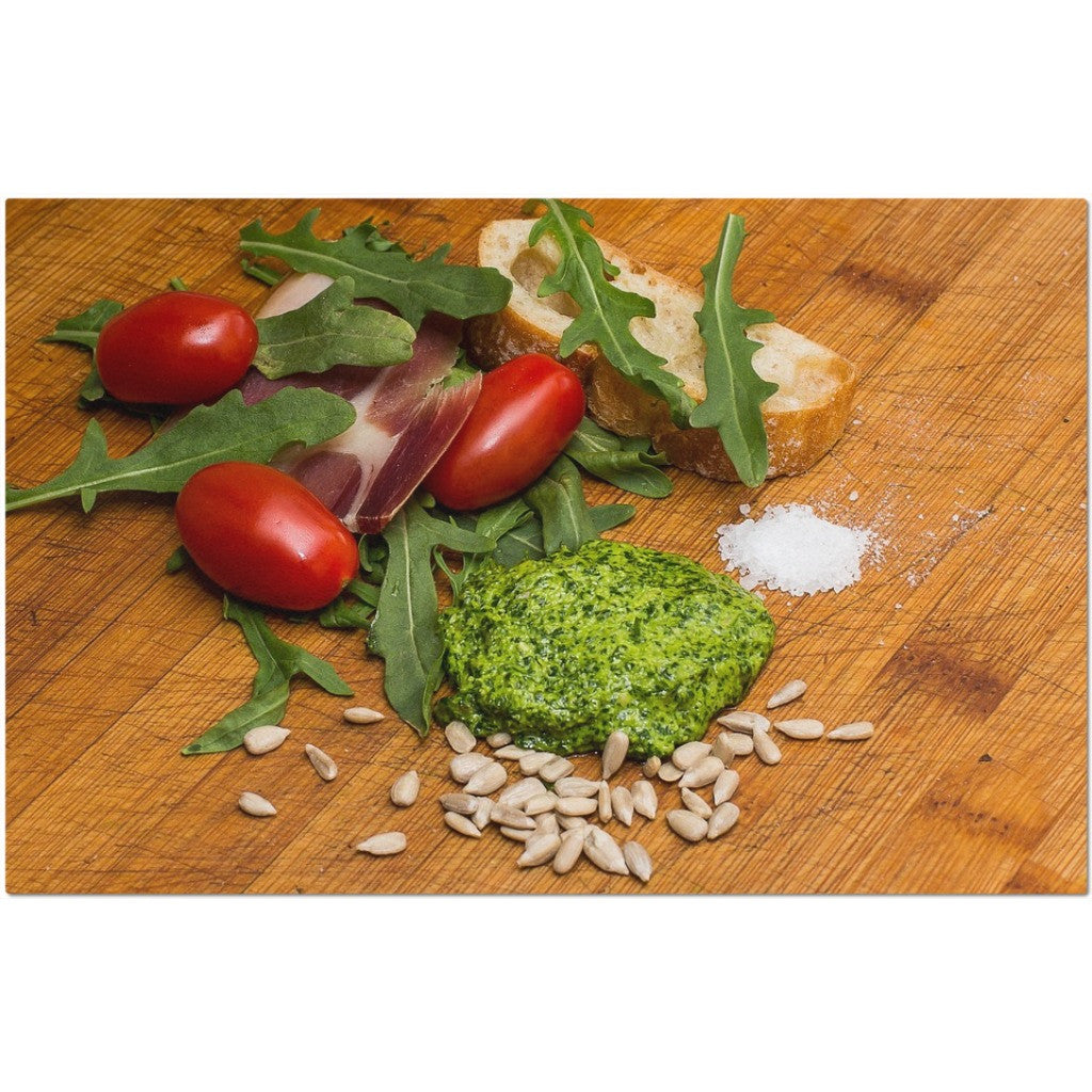 Laminated Vegetables and Seeds Placemat 11 x 17""