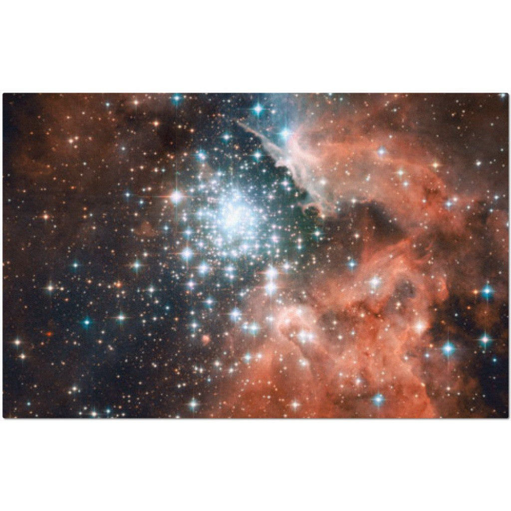 Laminated Space Image Placemat