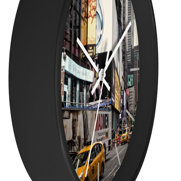 New York City Photo Wall clock