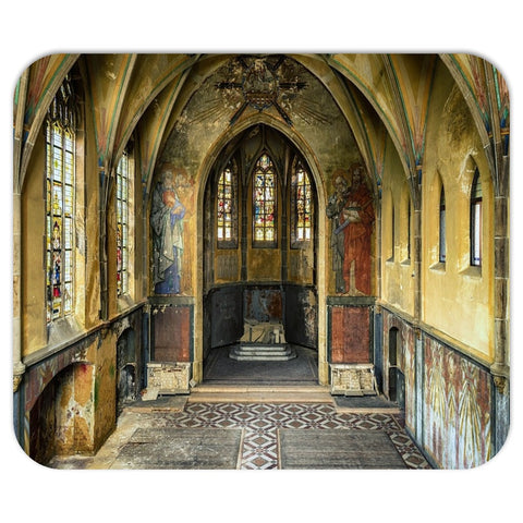 Gothic Church Mousepad