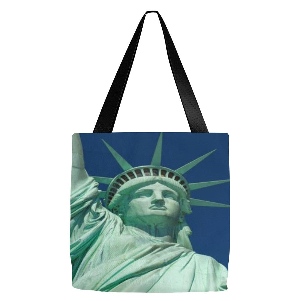 Statue of Liberty Tote Bag 18 x 18""