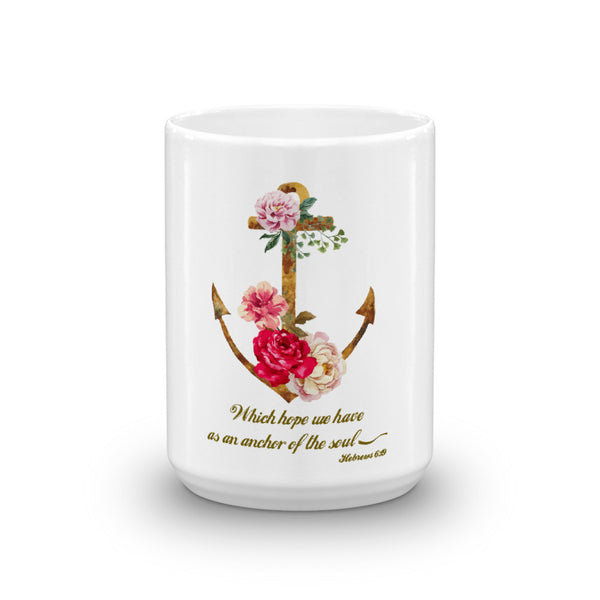 We Have This Hope Mug made in the USA