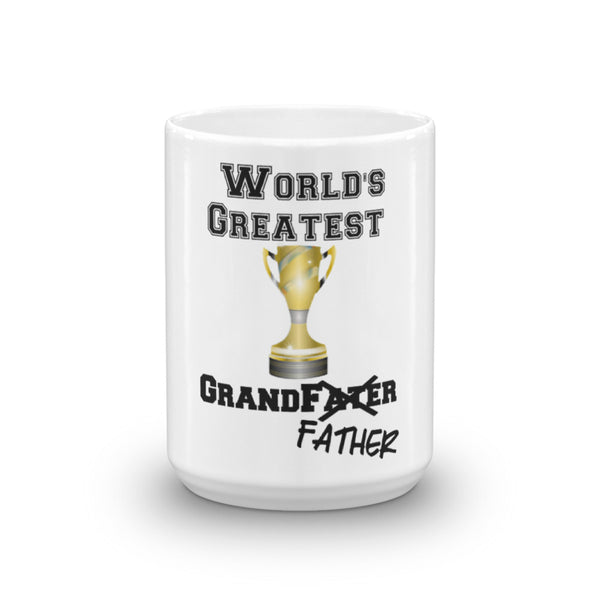 World's Greatest Grandfather Mug