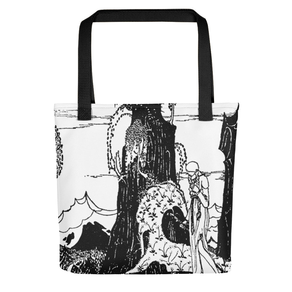 East of the Sun West of the Moon By Kay Nielsen Tote Bag