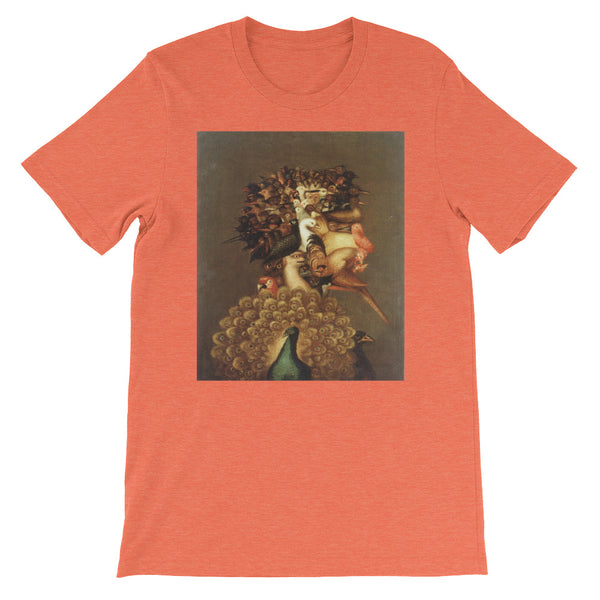 "Guseppe Arcimboldo ""Four Elements Air""  Short-Sleeve Unisex T-Shirt"