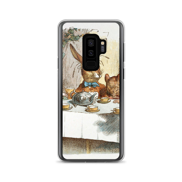 Alice in Wonderland Tea Party March Hare Samsung Case