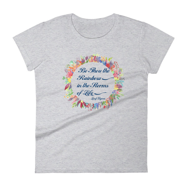 Be Thou The Rainbow Women's short sleeve t-shirt