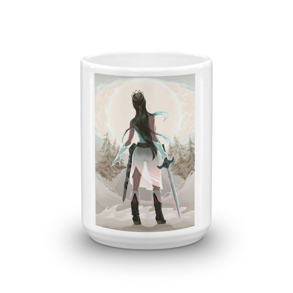 Warrior Princess Mug